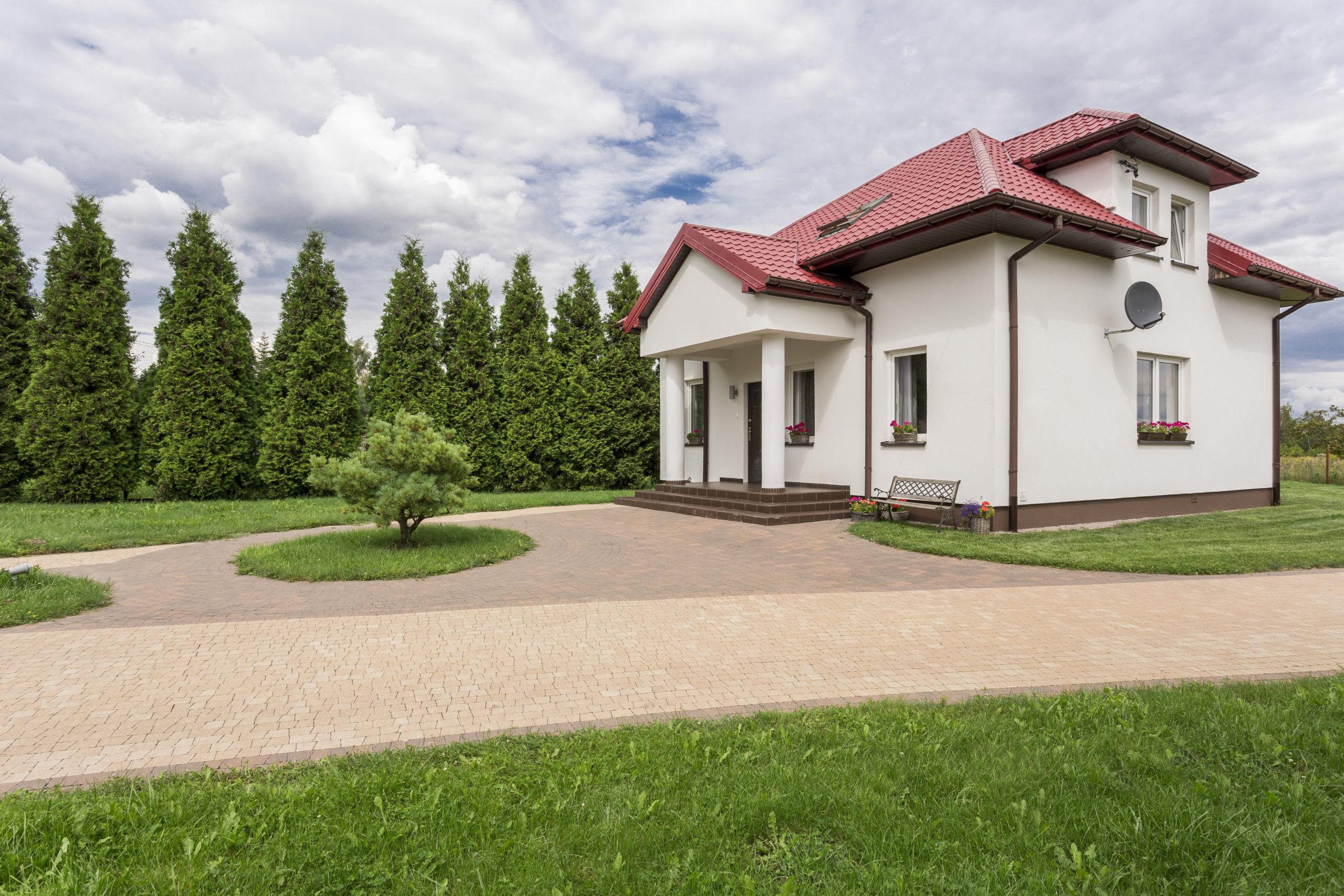 Maison bourgeoise avec jardin - SARL CDI